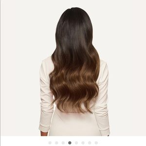 20' Ombré Luxy Seamless Extensions